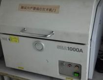 二手日本精工X荧光光谱仪ROHS检测仪 SEA1000A
