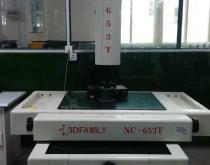二手国产智泰2.5D影像测量仪带探针NC-653T