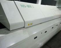 二手劲拓回流焊NS-800II