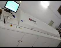 二手日东IPC-708E回流焊