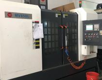 在位处理:二手巨威MV-850L 加工中心