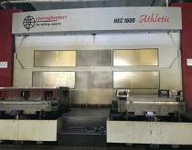 海科特HEC1600四工位立卧加工中心
