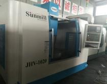 二手台湾晶禧JHV-1020加工中心
