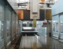 在位出售:二手日本三菱MVR38/44D X龙门加工中心