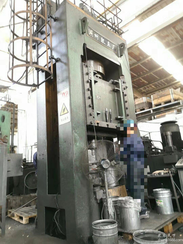 二手湖州YF61-630金属液压挤压机