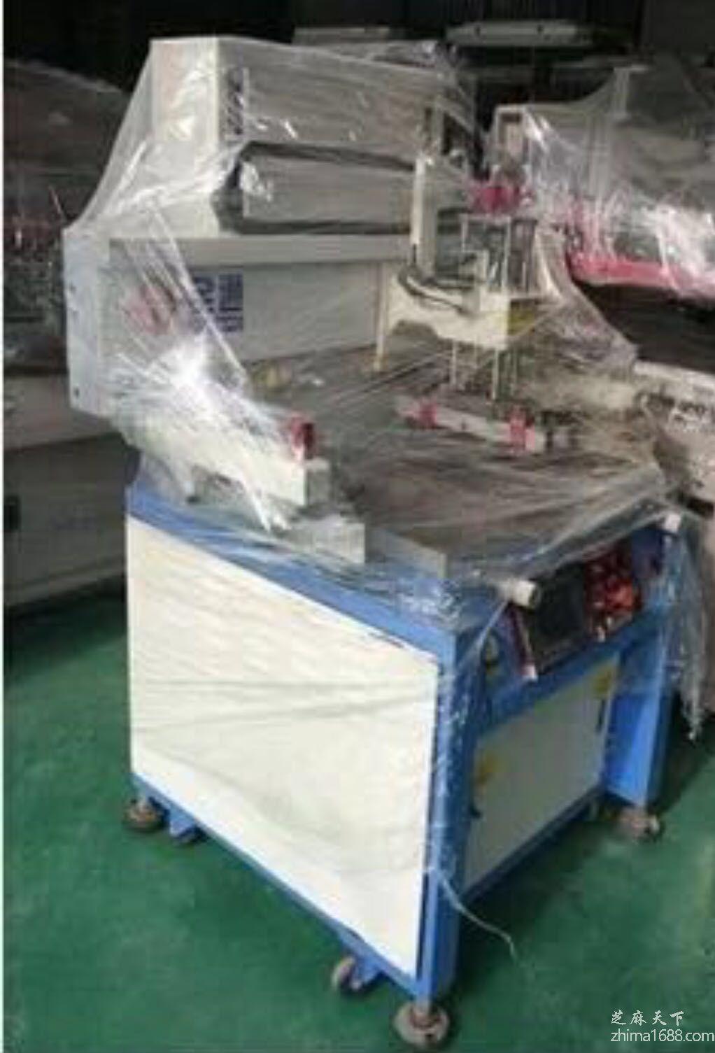 二手广州40×60丝印机