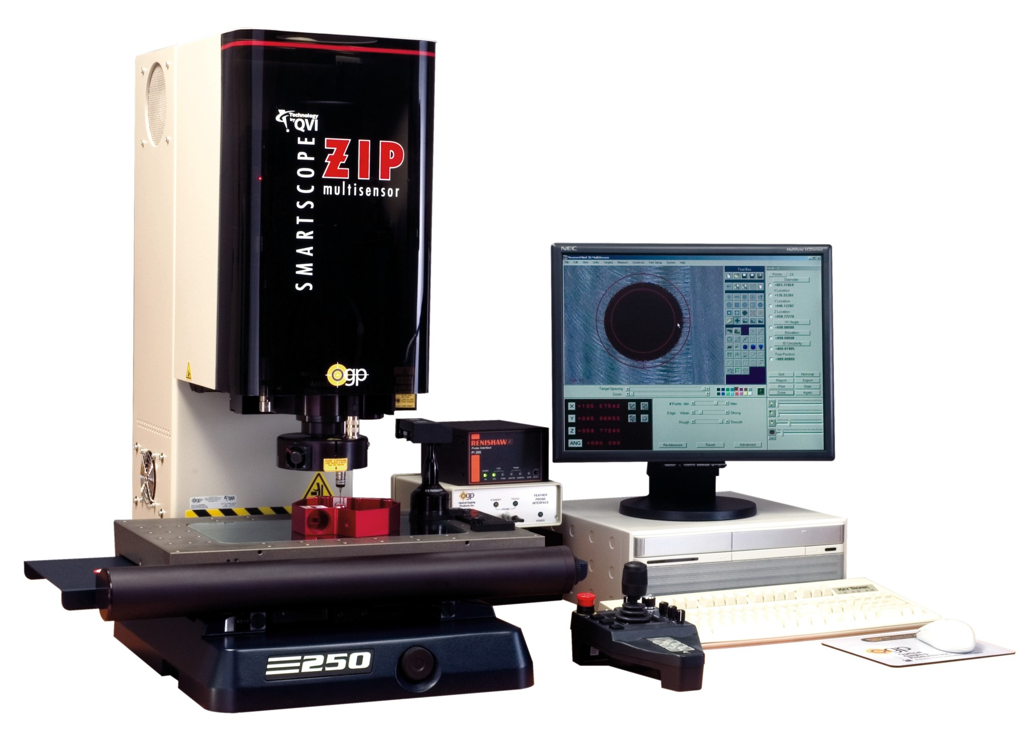 二手美国OGP ZIP250三次元测量仪