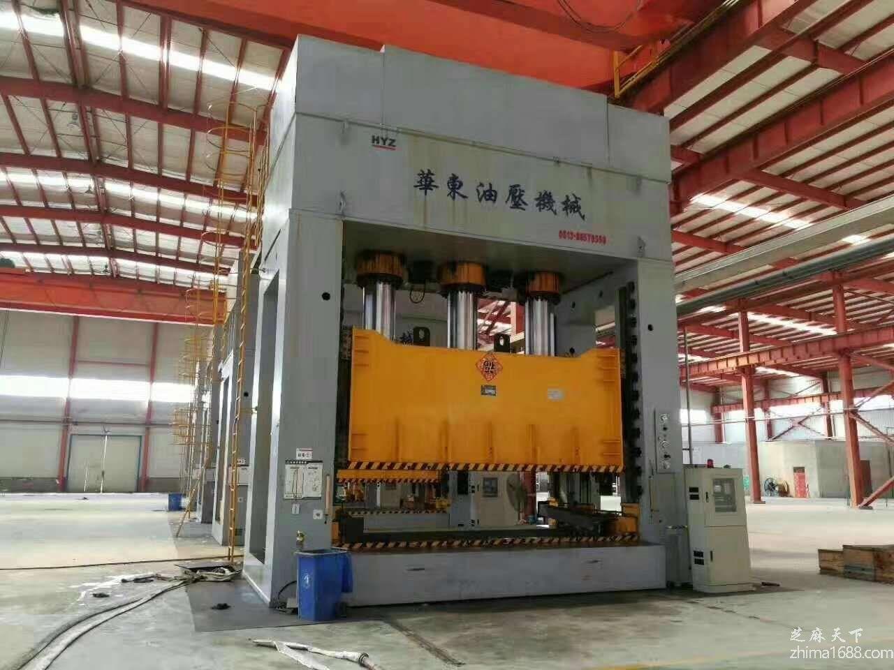 二手南通华东YH27K-800单动薄板拉伸油压机