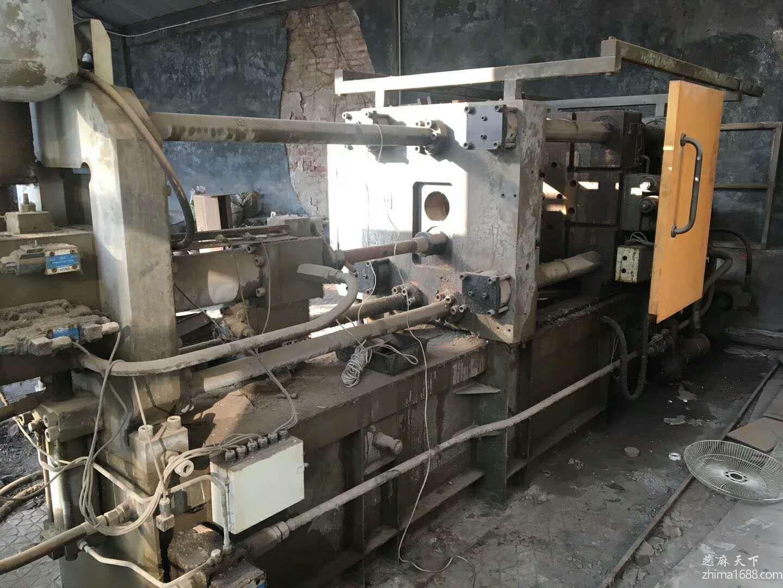 二手蚌埠J1125卧式冷室压铸机