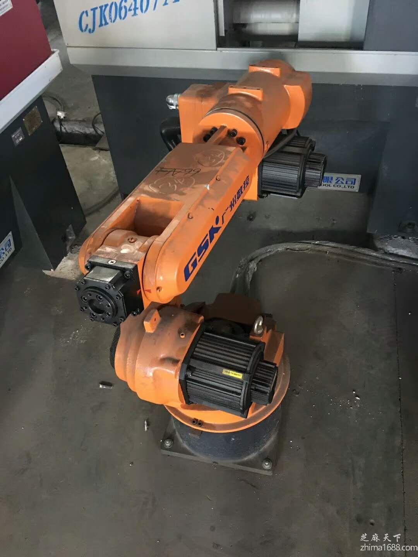 二手广州数控RB-08工业机器人