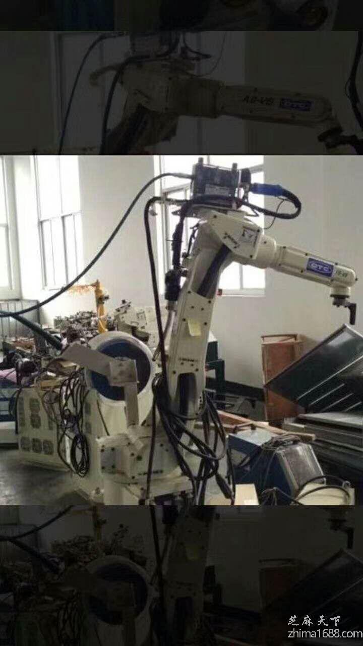 二手日本OTC-FD-V6多功能机器人