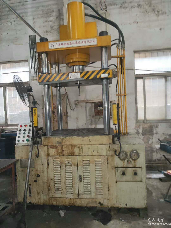 二手联兴锻压YH28-200四柱双动油压机