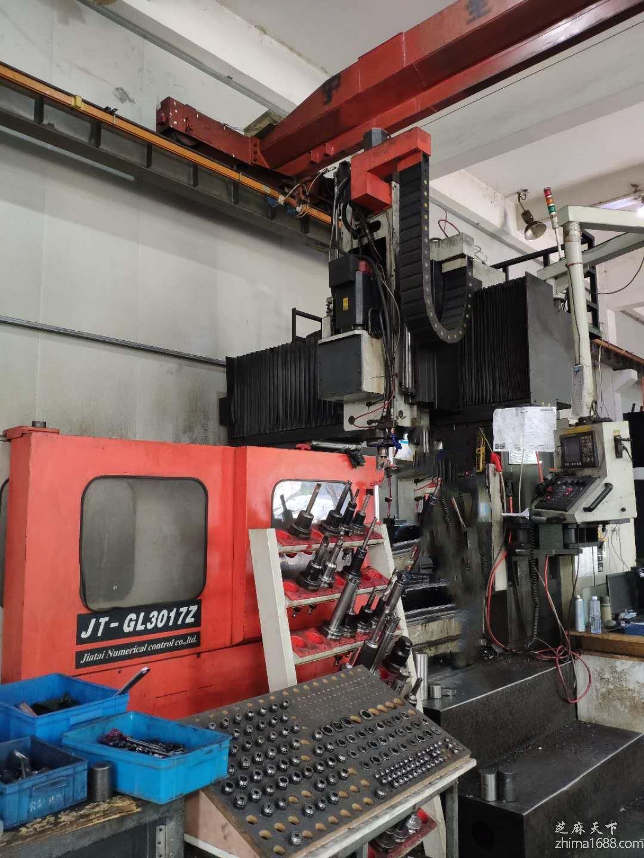 二手嘉泰JT-GL3017Z龙门加工中心