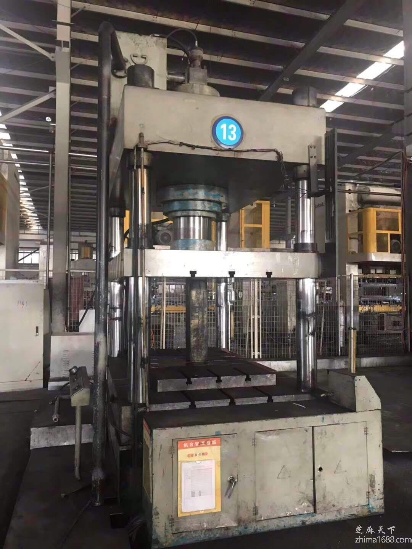 二手广东Y28-500T油压机