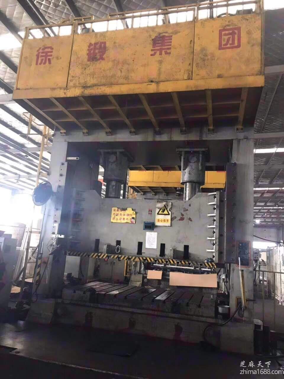 二手徐州锻压JH36-400B闭式压力机