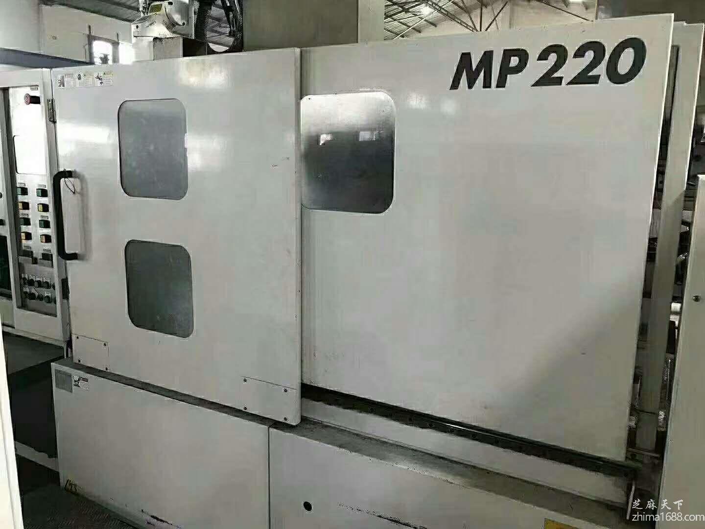 二手日本沙迪克MP220镁合金压铸机