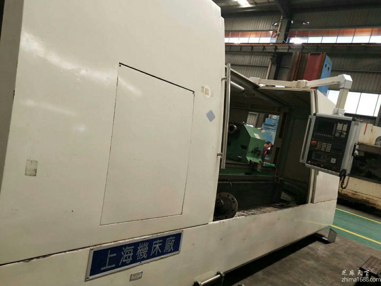 二手上海H401-SA数控专用外圆磨床
