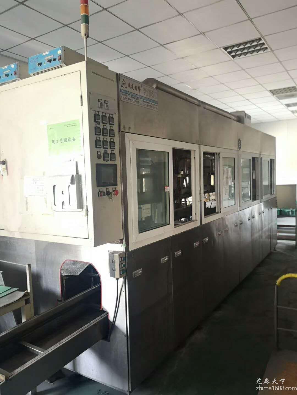 二手浙江亚路PTA-8060TF超声波清洗机