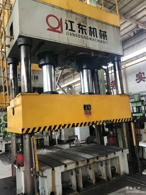 二手江东机械JY27-8000单动薄板冲压液压机