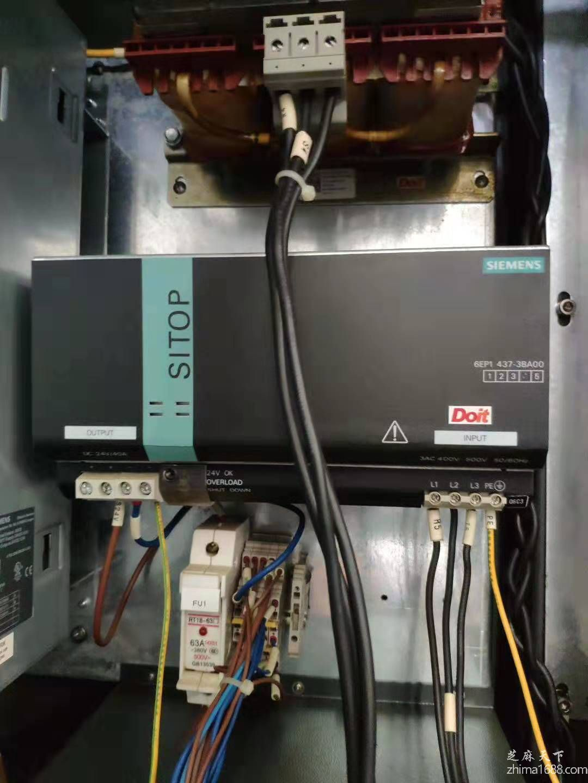 二手德国西门子840D系统+卧式钻铣中心多台
