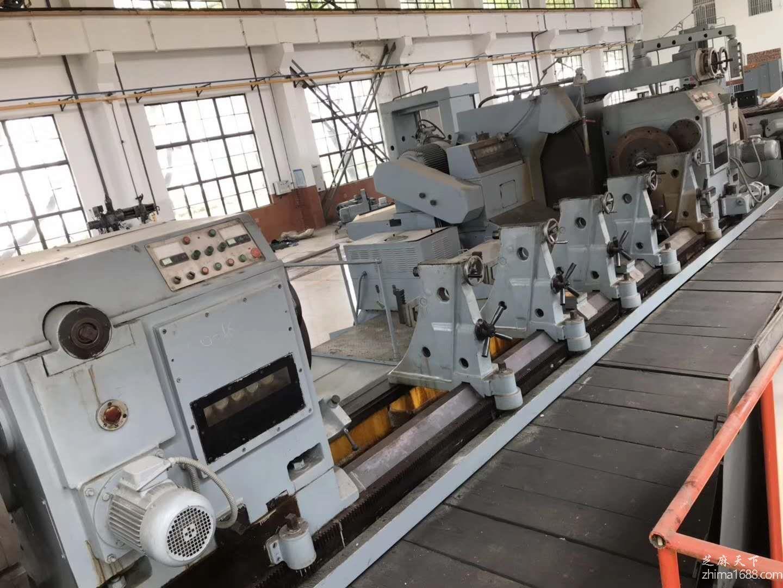 二手上海M82125×5000曲轴磨床