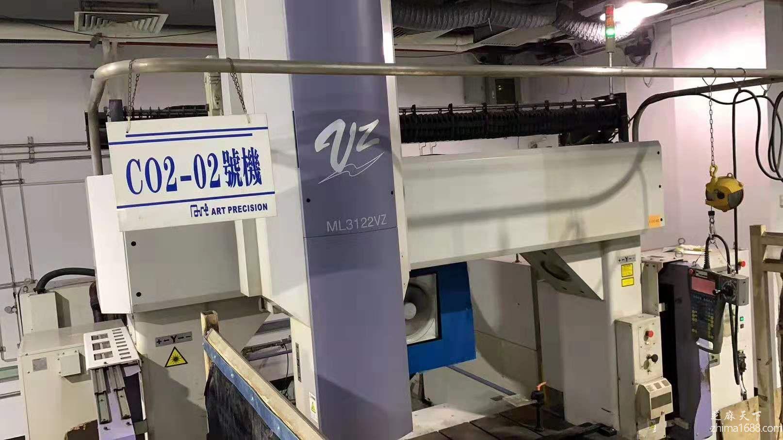 二手日本三菱ML3122VZ2全自动焊接机