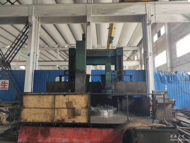 二手青岛永立CK5225双柱立式车床