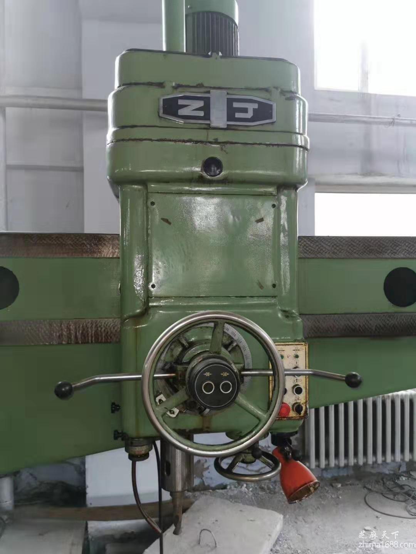 二手中捷Z3080×25摇臂钻床