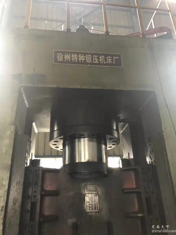 二手徐州YTD34-800闭塞模锻液压机