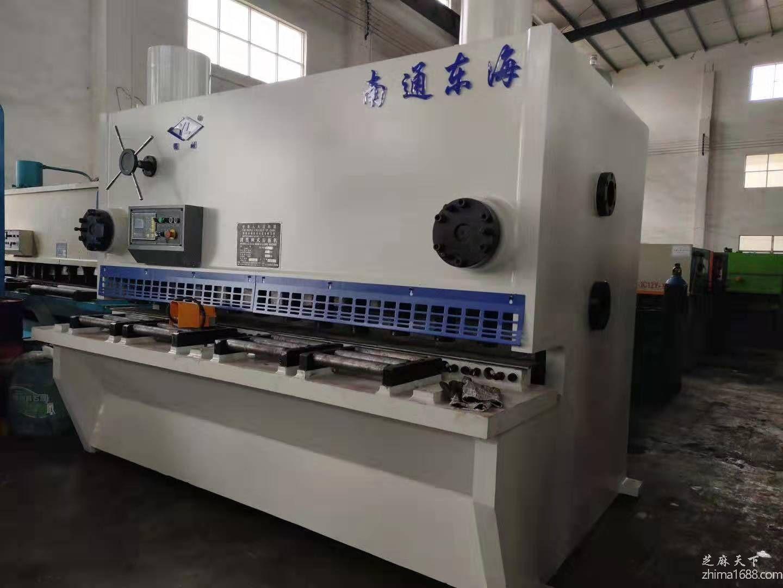 二手南通东海QC11Y-30×2500液压闸式剪板机