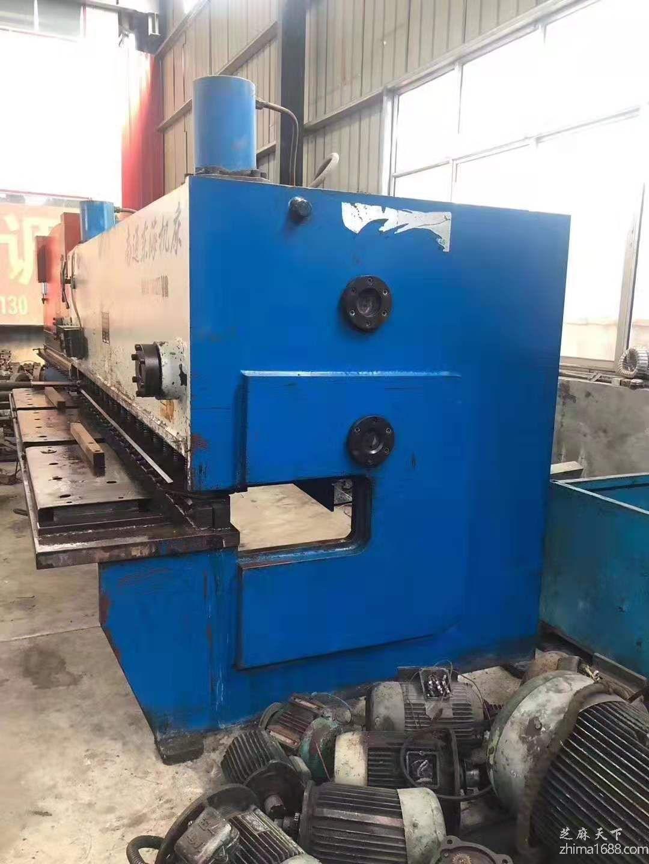 二手南通东海QC11Y-12×4000液压闸式剪板机