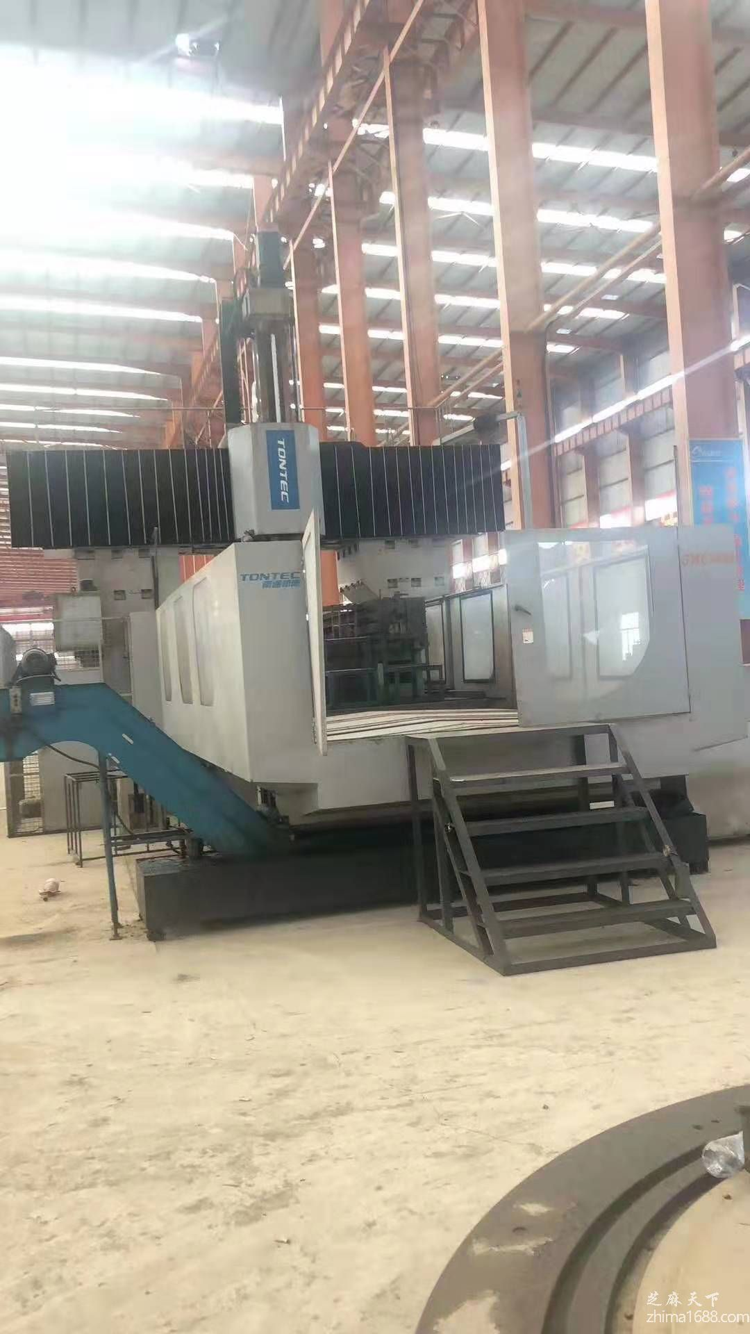 二手南通科技GMC2560龙门加工中心