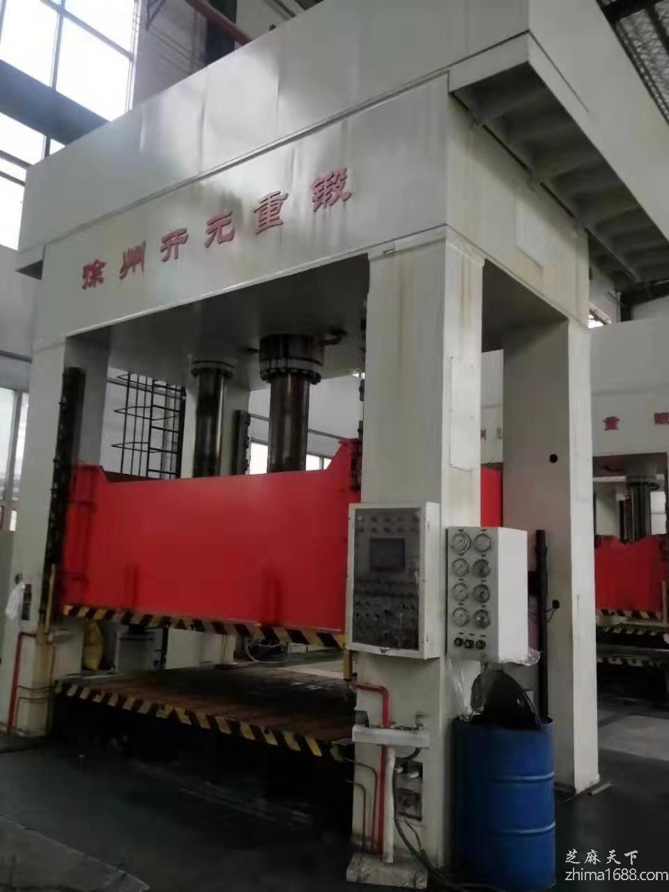 二手徐州开元KY27-500P单动薄板冲压液压机