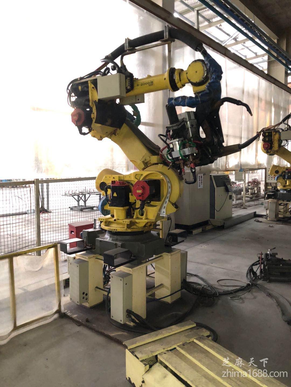 二手日本发那科R-2000ib机器人