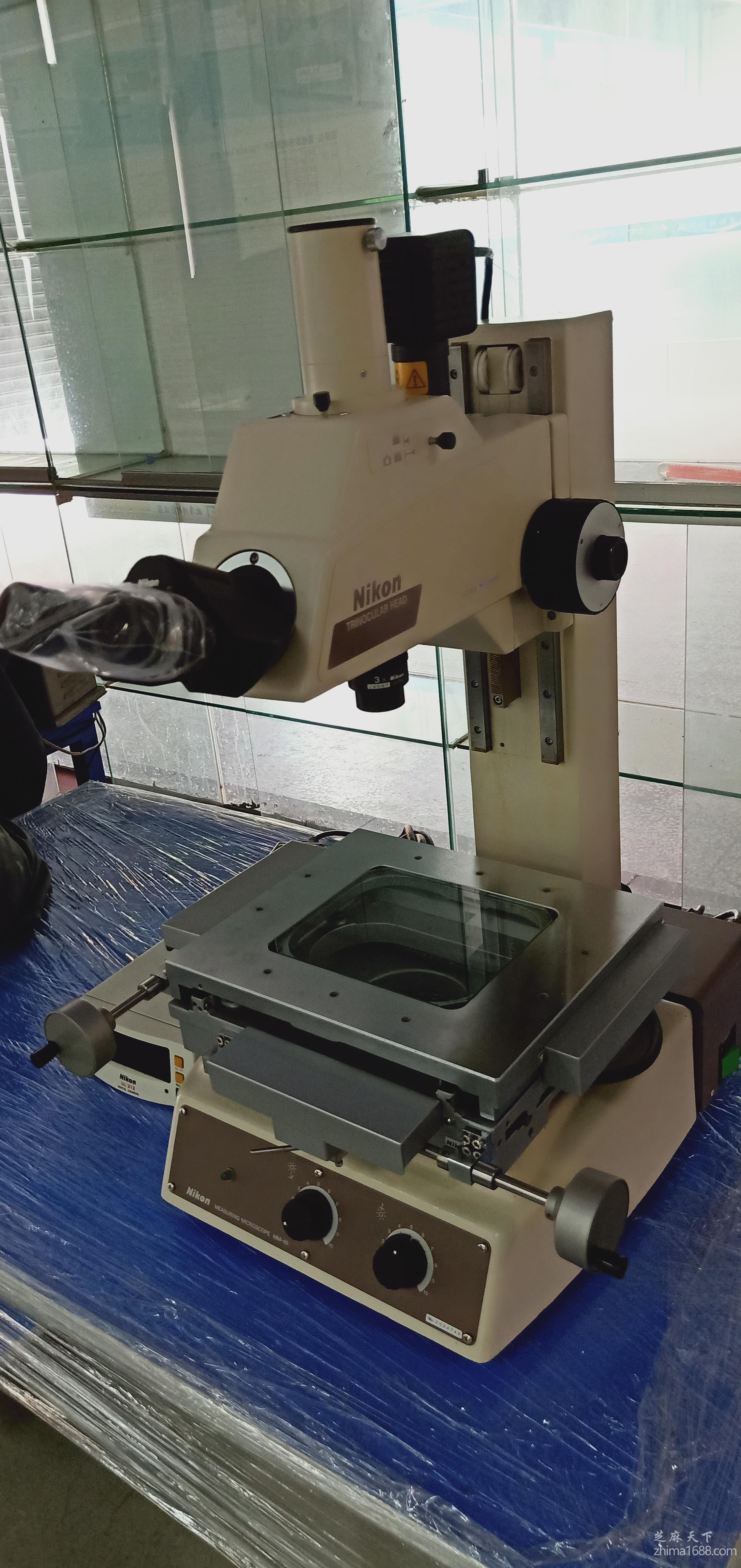 二手日本尼康MM-400工具显微镜