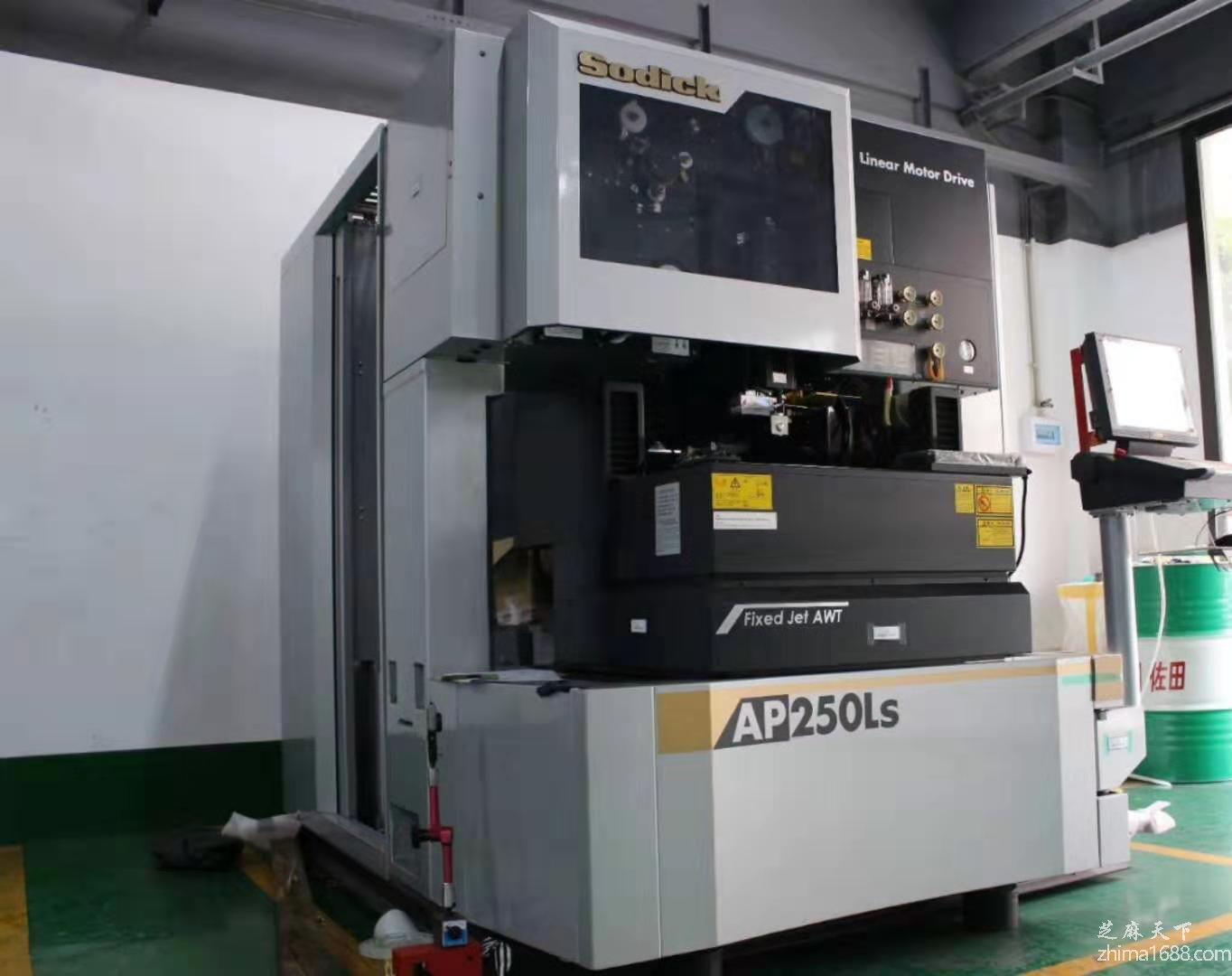 二手沙迪克AP250Ls慢走丝线切割机床(油割机)