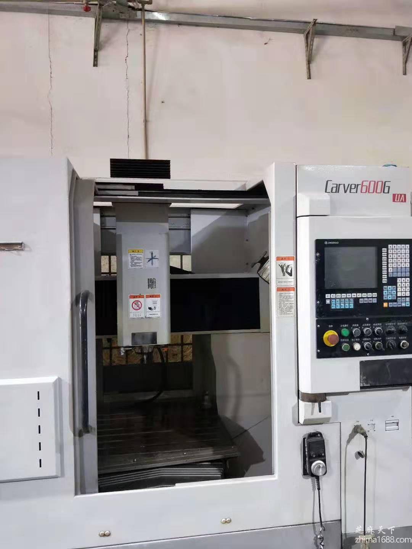 二手北京精雕Carver600G_UA精雕机