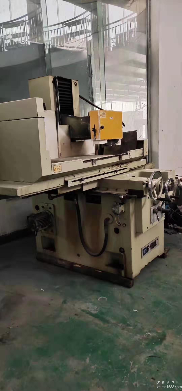二手杭州HZ-64A/CK程控卧轴矩台平面磨床