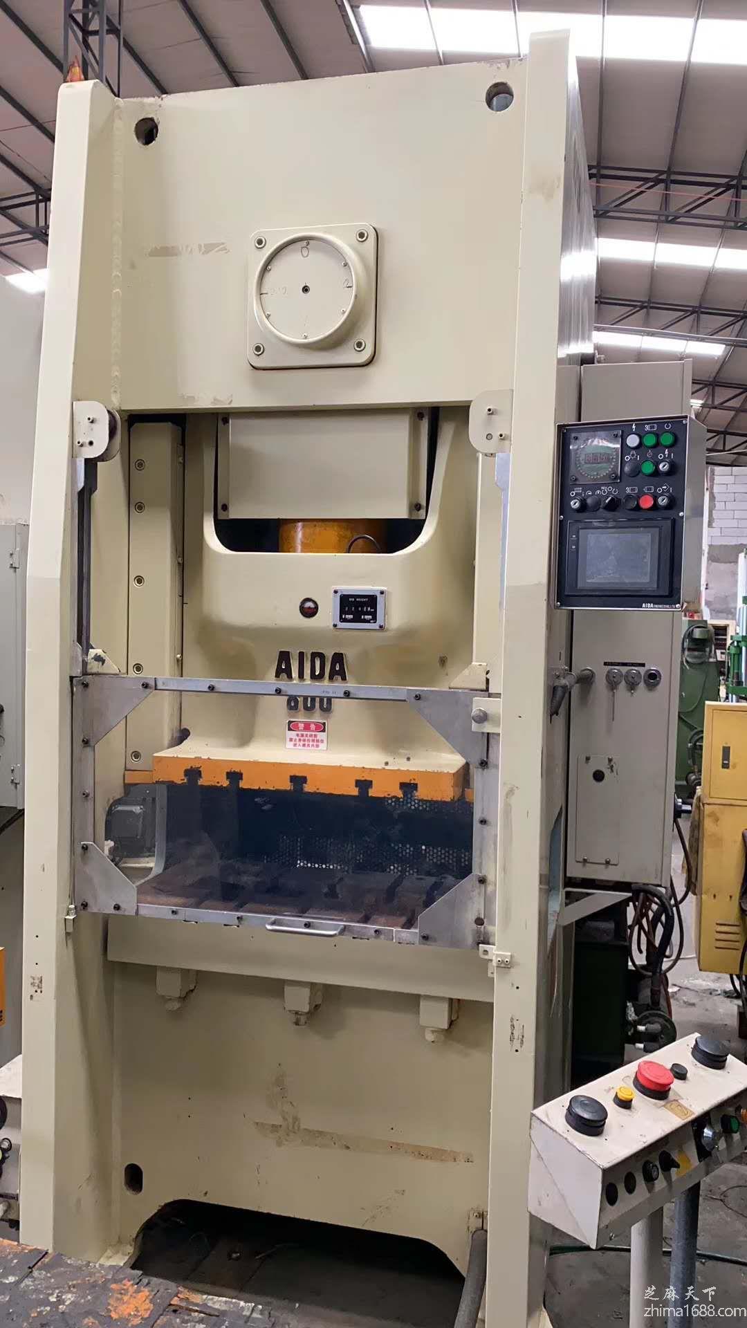 二手AIDA NS1-800(S)冲床