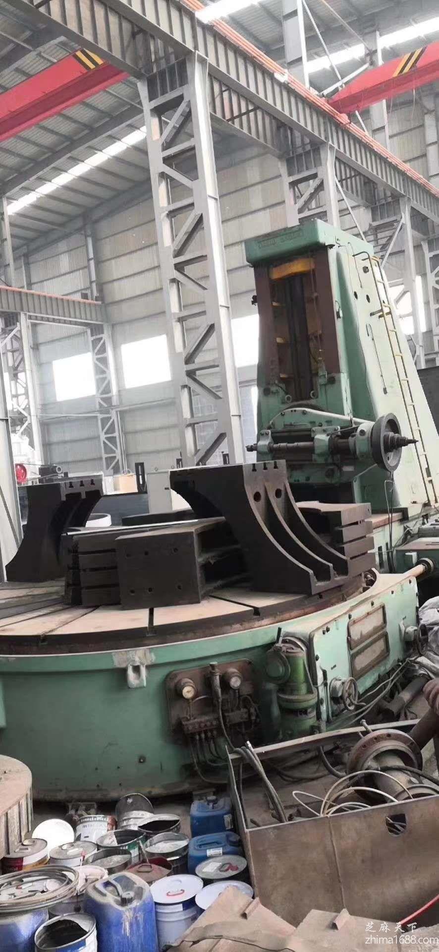 二手英国大卫布朗8.5米大型滚齿机