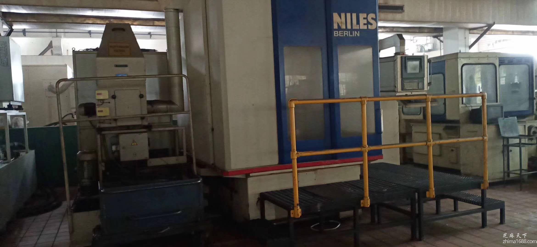 二手德国NILES ZP08成型磨齿机