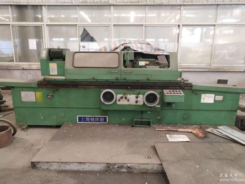 二手上海M1332B×1500外圆磨床