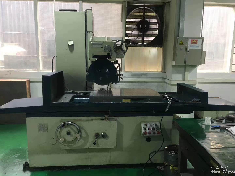 二手云南YH-006卧轴矩台平面磨床