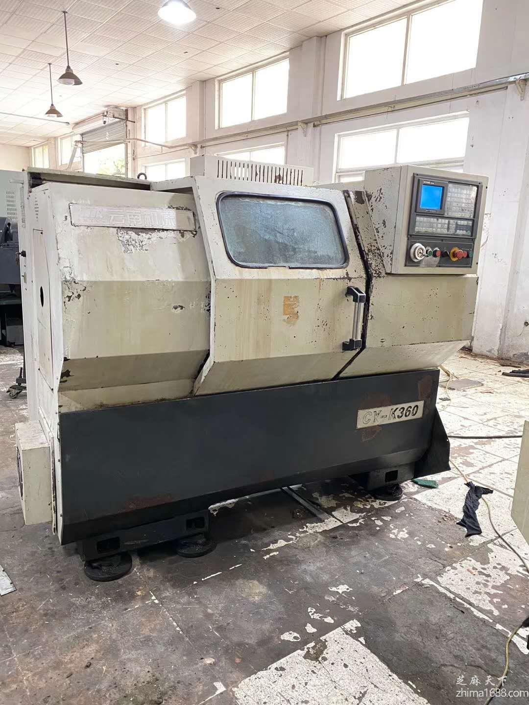 二手云南CY-K360数控车床