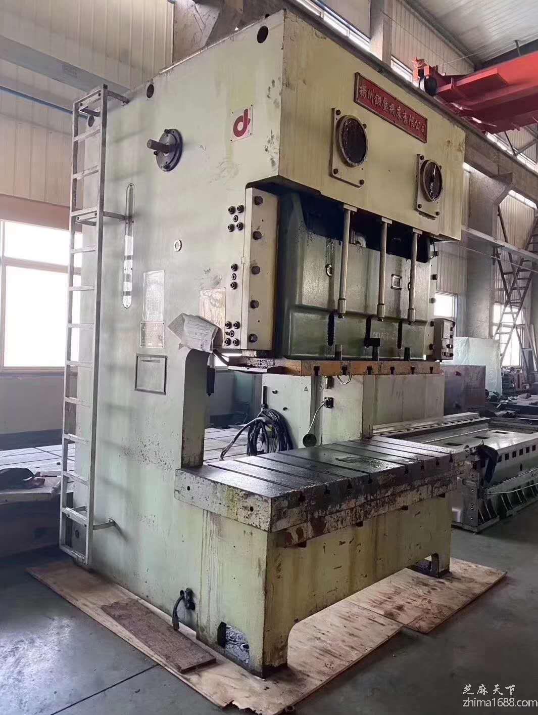 二手扬州锻压J25-160B开式双点压力机
