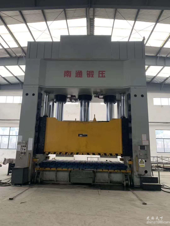 二手南通锻压YQK27-2000大型油压机