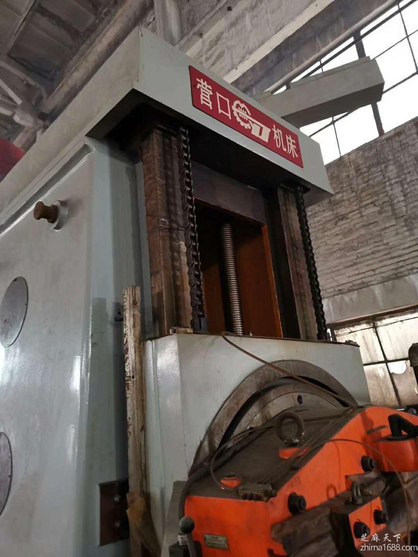 二手营口Y31200滚齿机(2米)