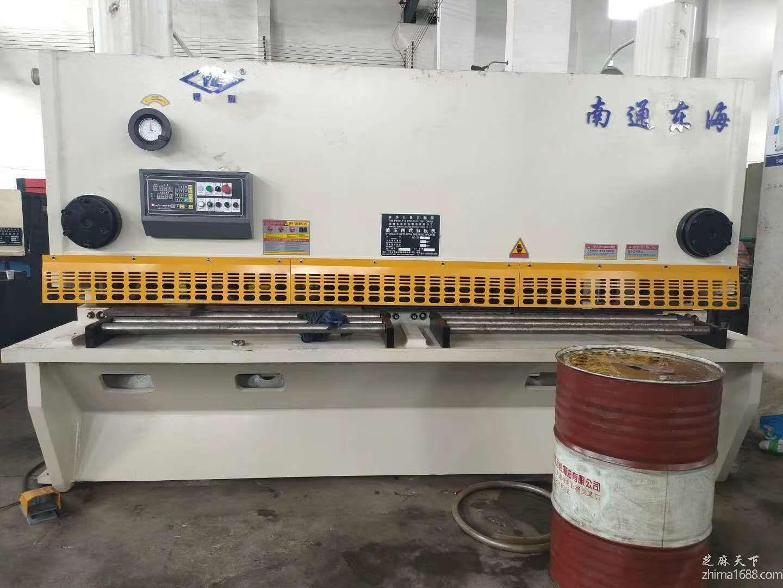 二手南通东海QC11Y-25×3200液压闸式剪板机