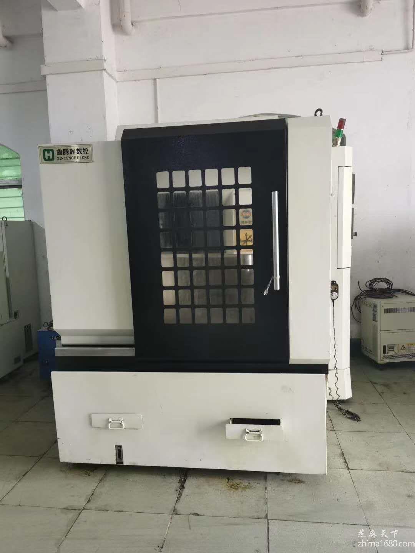 二手鑫腾辉760重型精雕机