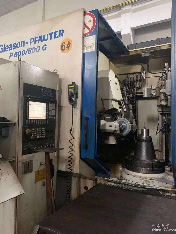 二手德国格里森P600/800G成型磨齿机